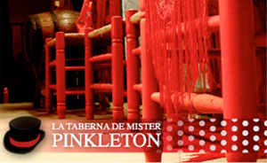 Taberna Mr. Pinkleton